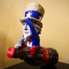 Happy Fourth of July!! Celebrating with Uncle Sam by Bjorn Okholm Skaarup -