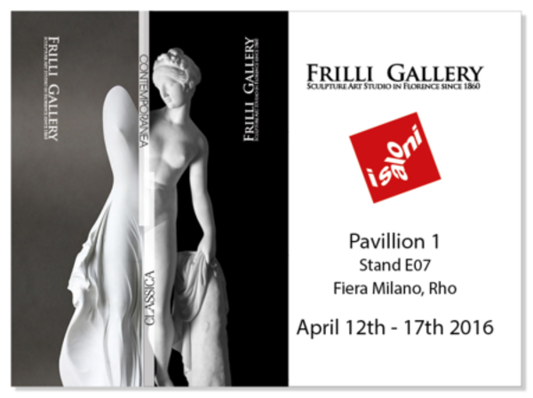 The+Frilli+Gallery+and+the+International+Furniture+Fair+2016+%3Cbr+%2F%3E%0D%0A