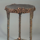 Garland Table by Frances Lansing- Bronze