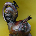Past Sins by Anne Shingleton - bronze