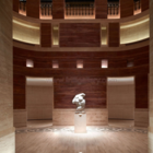 Marble Gaddi Torso - Private Residence in Taiwan